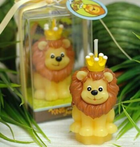LionKing Birthday Candle
