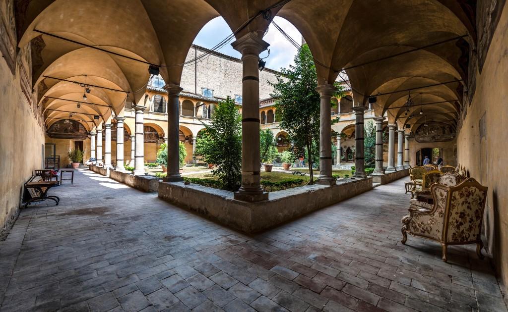 Chiostro San Domenico_Foto Pasquale Sgaravizzi