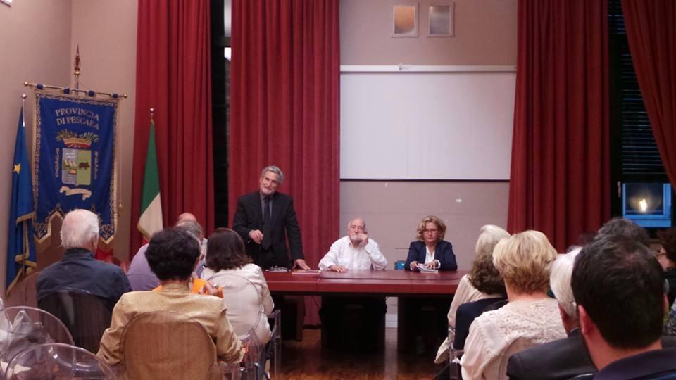 Presentazione Nuovi Drammi Fratti a Pescara