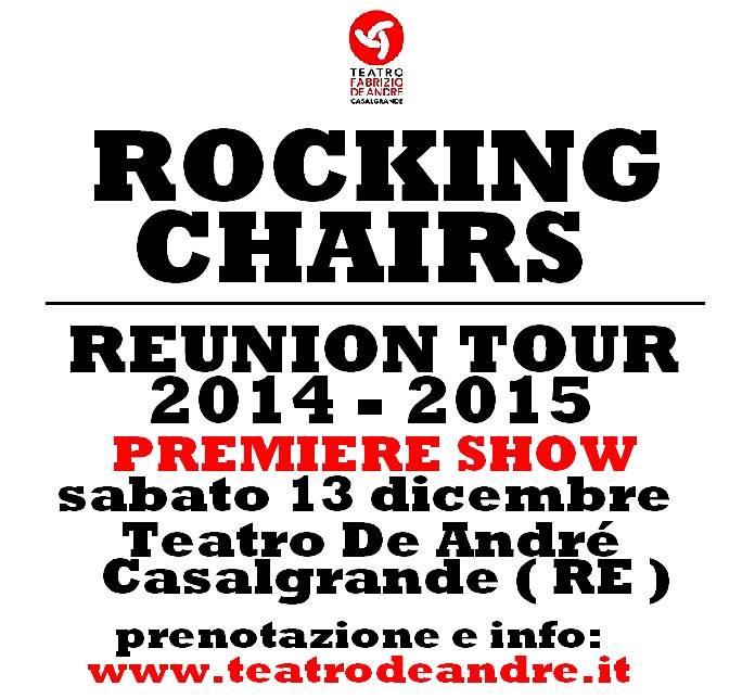 Rocking Chairs Reunion
