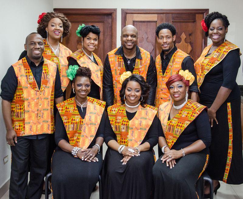 Angels in Harlem Gospel Choir