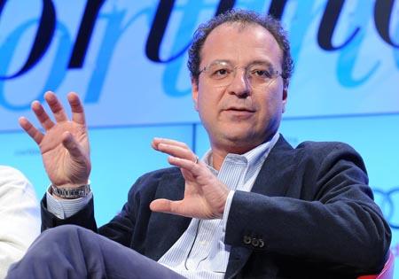 Giorgio Mulè, direttore Panorama