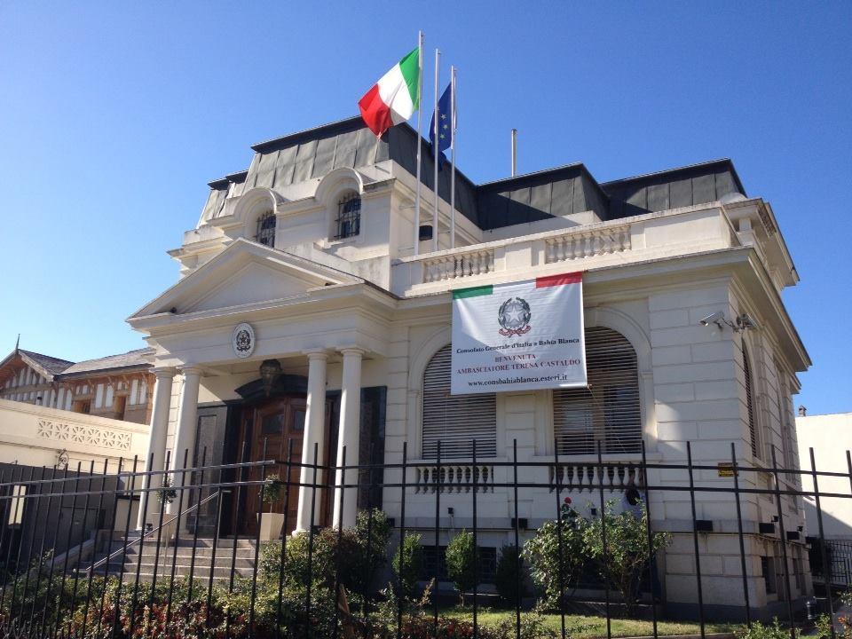L'Ambasciata d'Italia a Buenos Aires