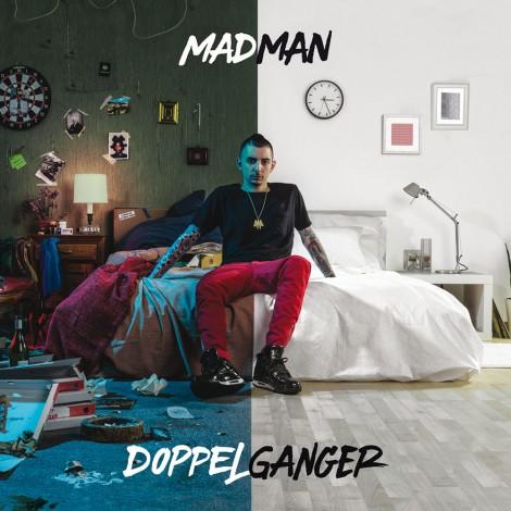 copertina album Madman Doppelganger