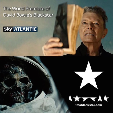 Bowie-Blackstar-video-premiere-news