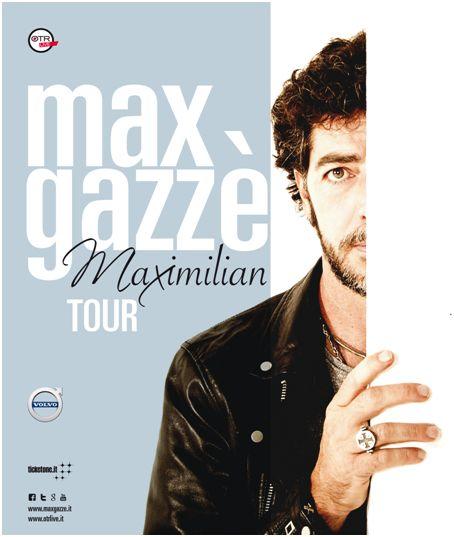 Locandina Maximilian Tour