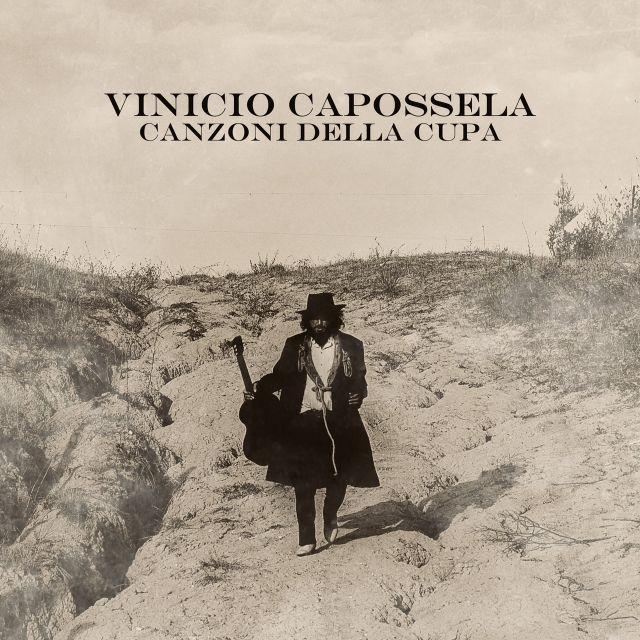 Vinicio Capossela_Canzoni della Cupa_cover_Fotografia di Valerio Spada_ Artwork di Jacopo Leone_b