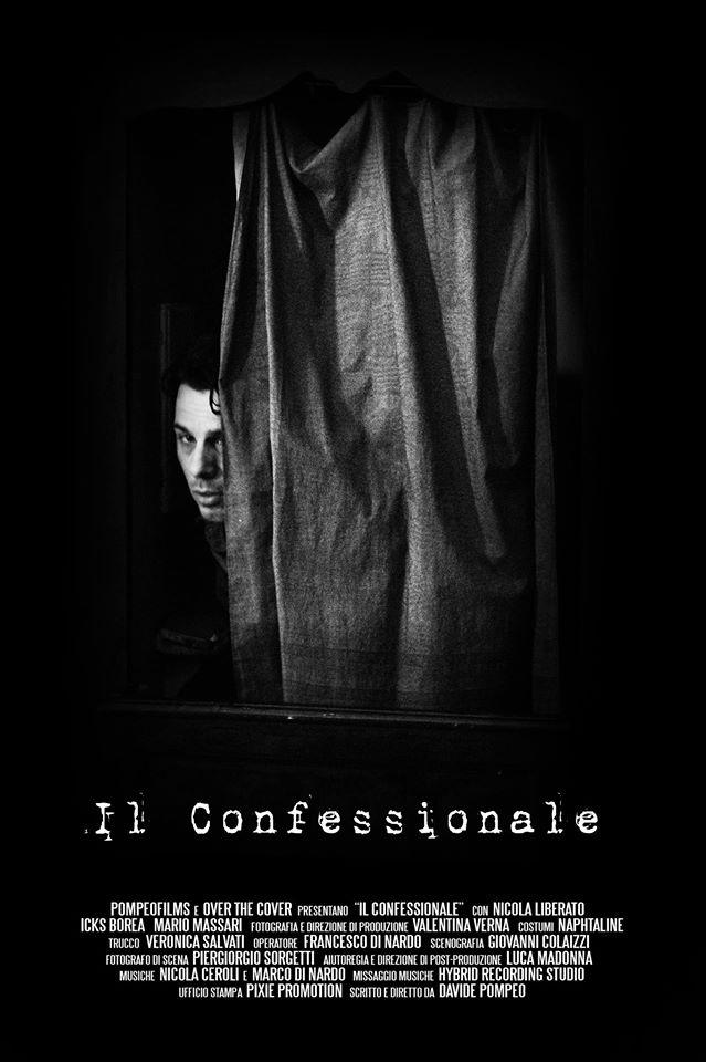 il confessionale locandina