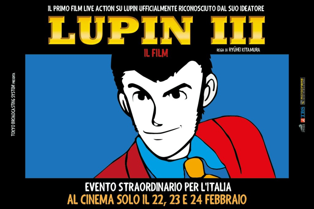 LUPIN 15X10 HD