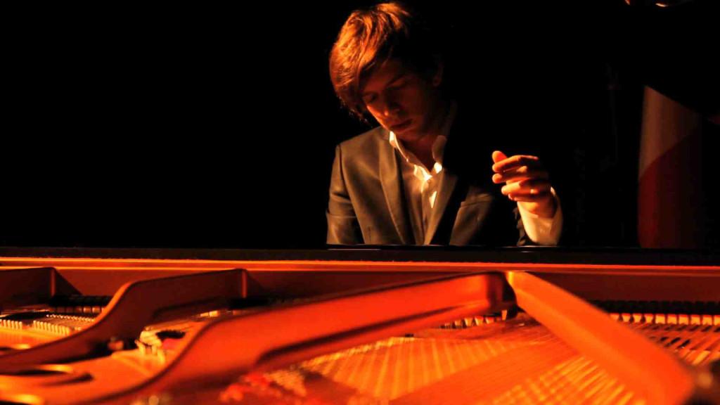 Francesco Taskayali concerto Roma