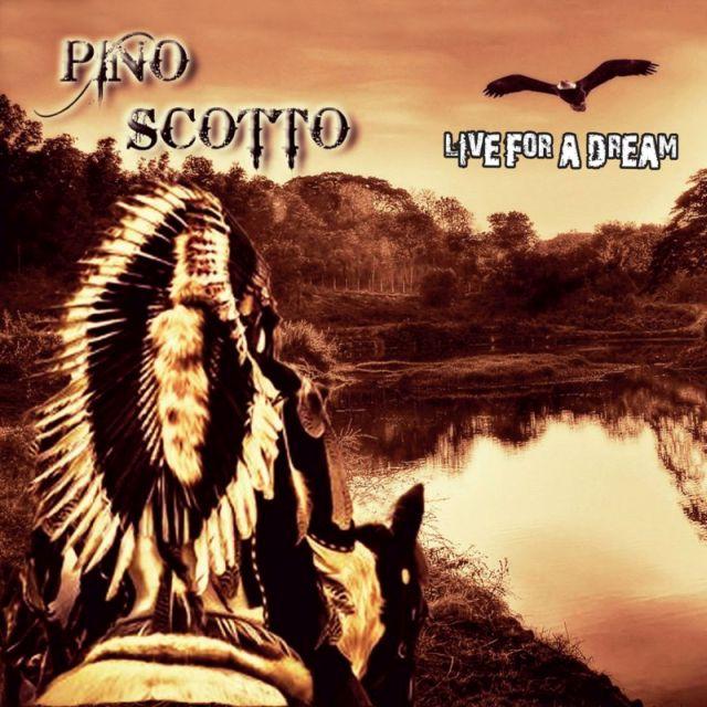 Live for a Dream_Pino Scotto_cover_b