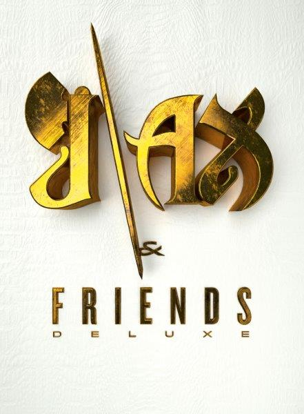 Cover J-AX 3cd DELUXE