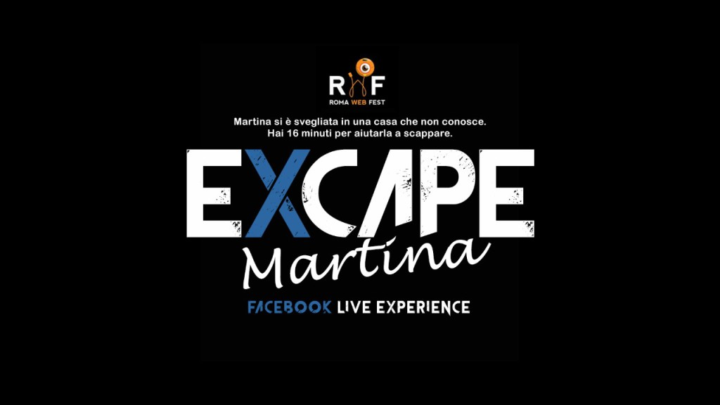 Excape Martina Evento