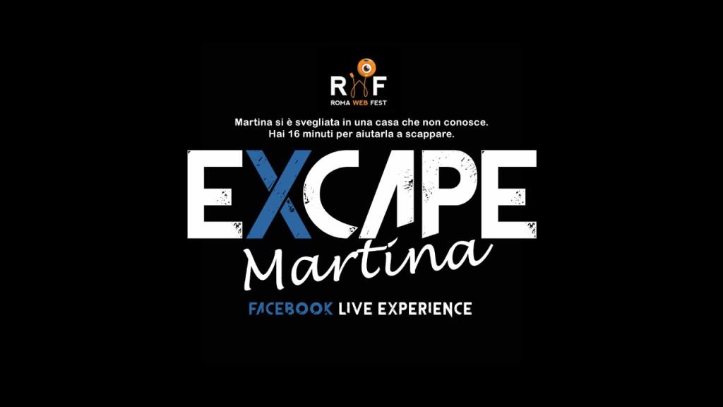 Excape Martina Evento