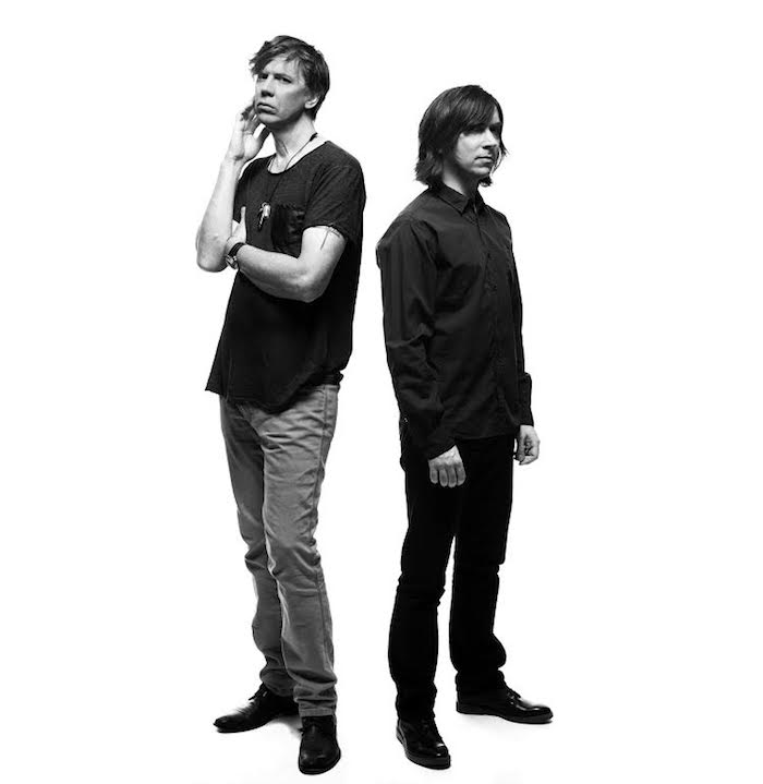 Thurston Moore James Sedwards
