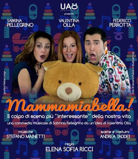 Locandina Mammamiabella