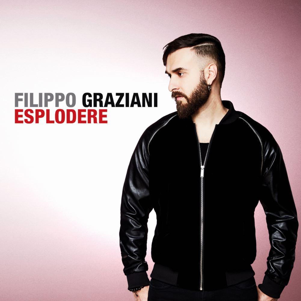 Filippo Graziani_cover singolo_ESPLODERE