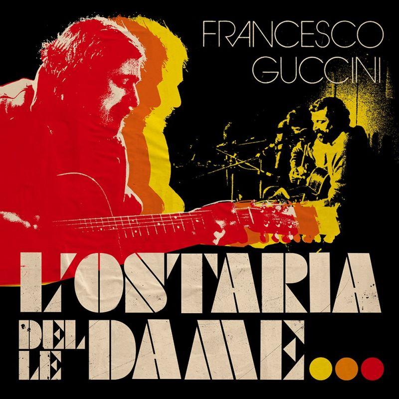 Francesco Guccini Ostaria delle Dame cover b