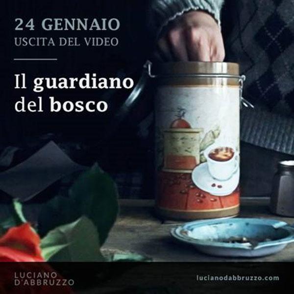 Luciano-D'Abbruzzo_Il-Guardiano-del-Bosco