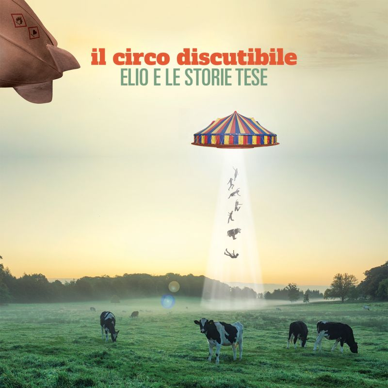 Il circo discutibile_cover