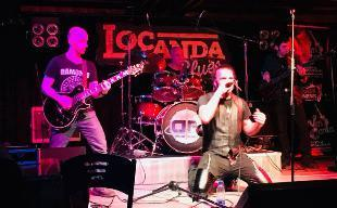 RadioAttiva live Locanda Blues totale colore