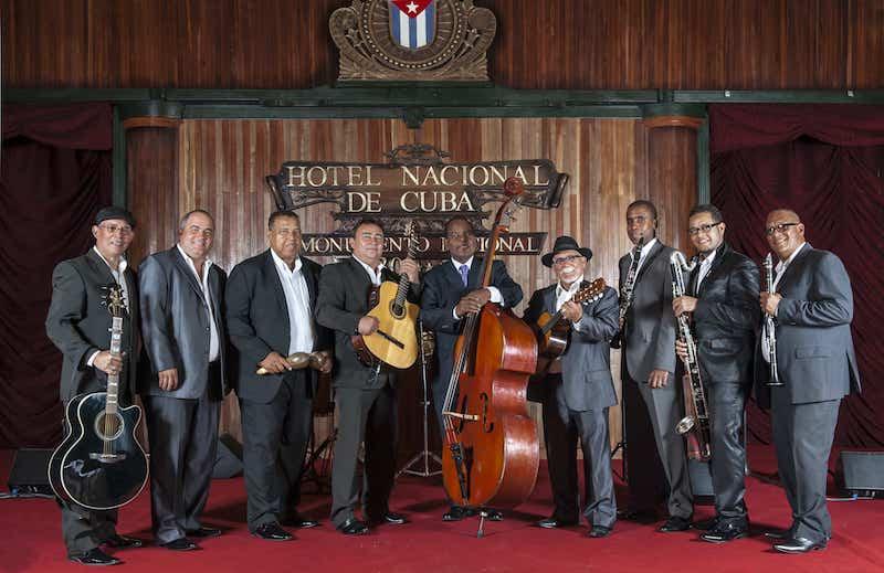 Grupo Compay Segundo de Buena Vista Social Club-min