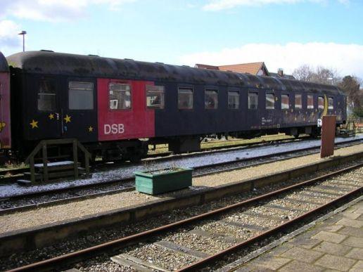 Sovevogn - Djursland For Fuld Damp