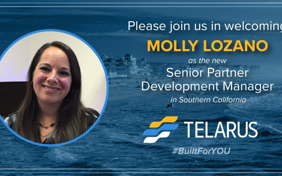 Telarus Hires Molly Lozano as Senior Partner Development Manager