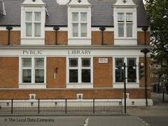 Queens Park Library 666 Harrow Road London Libraries