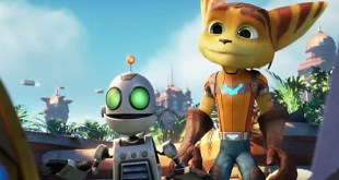 Ratchet and Clank game- en filmpremière