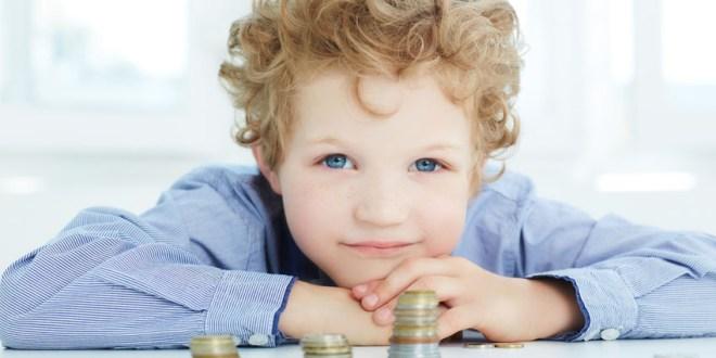 Hoe leer je je kind omgaan met geld? - AllinMam.com
