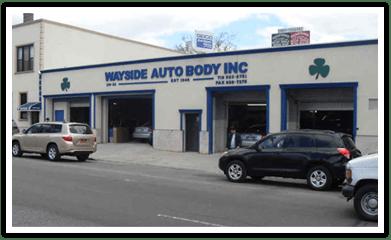 auto accident repairs Queens NY