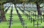 German WW I cemetery in France, WW I