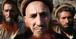 Afghan Elders, Korengal Valley