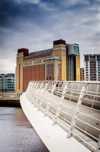 Allinson's Photography shot of the Baltic on Gateshead Quayside