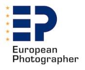 Qualified European Photographer FEP