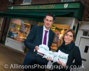 PR Photography at Blackwells of Norton