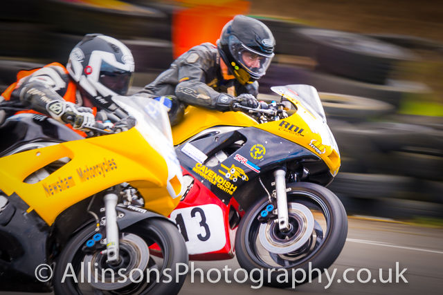 Motorcycle racing photographs