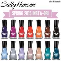 Sally Hansen Spring 2015 Insta-Dri Nail Colors