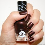 Review: Sally Hansen Miracle Gel in Spice Age