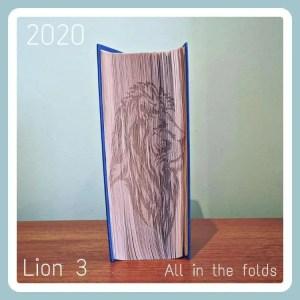 Lion 3 Shadow cut and fold