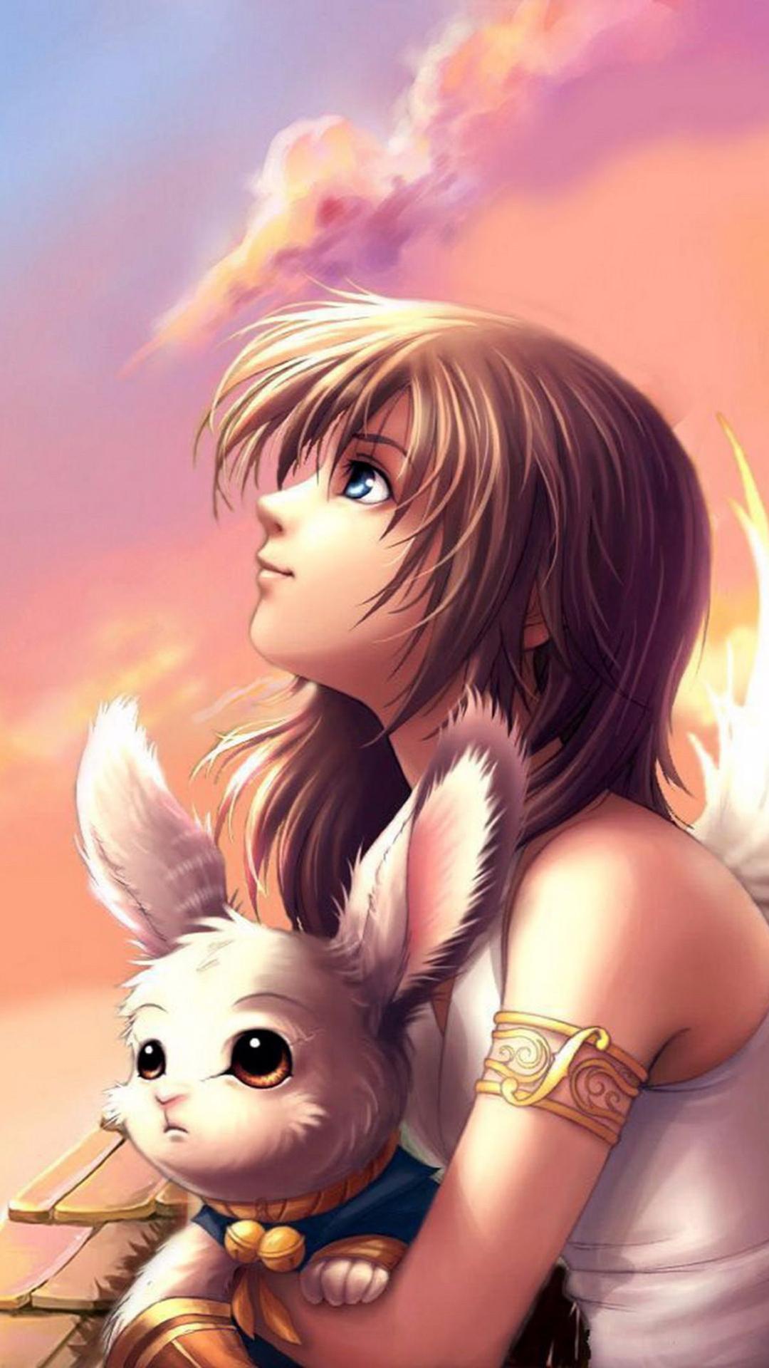 16 Anime Girl Wallpaper Iphone 6