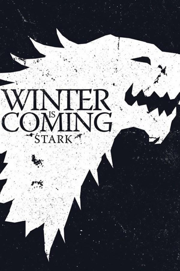 Winter is Coming iPhone Wallpaper HD