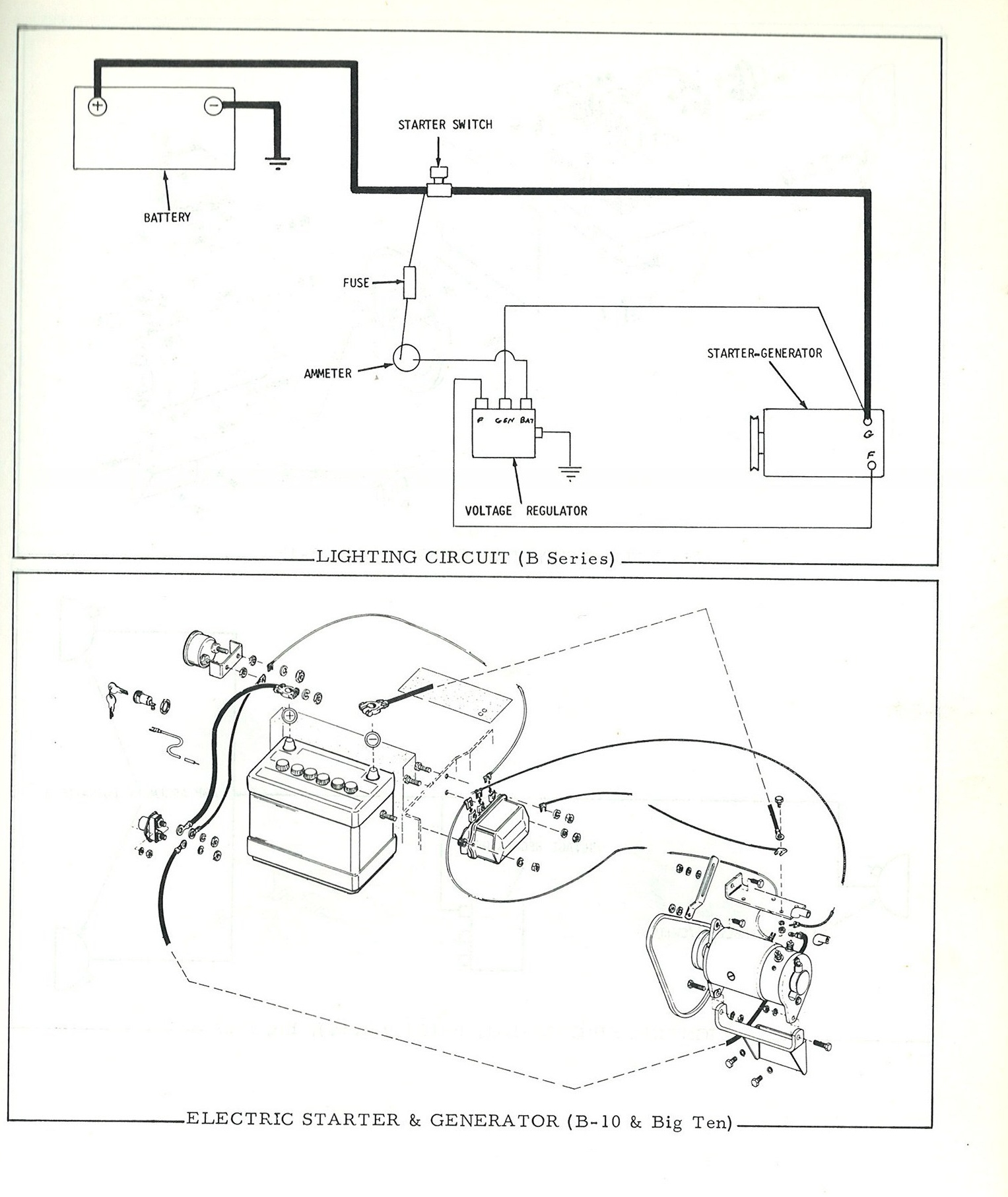 Wiring Diagram For Allis Chalmers C