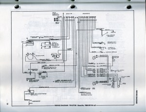 Allis 7060 Wiring Diagramschematic  AllisChalmers Forum