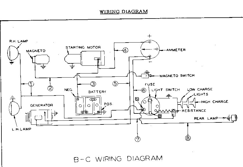 allis chalmers 912 wiring diagram   33 wiring diagram