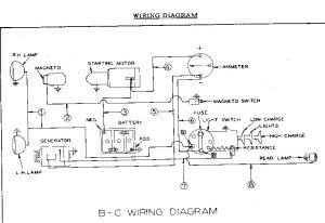 D17 Allis Chalmers Wiring Diagram Engine Wiring Diagram