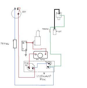 Allis Chalmers B Wiring Schematic