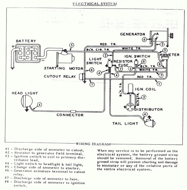 allis chalmers hd 5 wiring diagram   34 wiring diagram