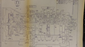 7000 power train early blueprints  AllisChalmers Forum